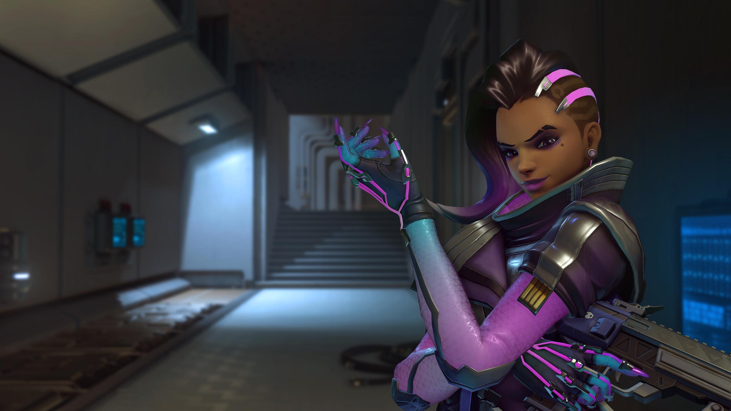 Sombra - Héroes - Overwatch