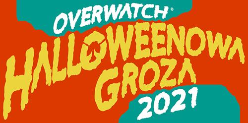 Halloweenowa Groza w Overwatch