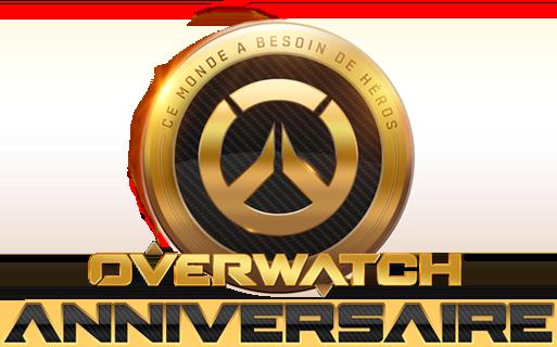 Anniversaire d'Overwatch