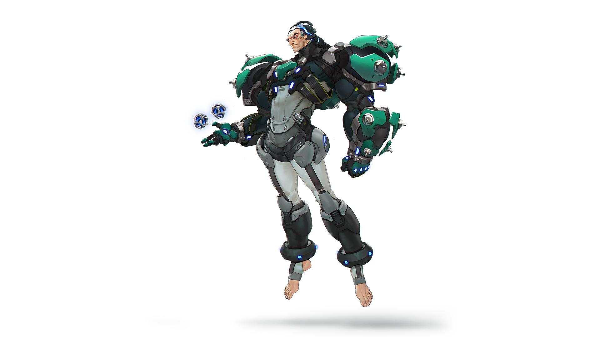 Sigma Heroes Overwatch