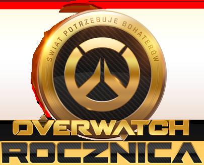 Rocznica Overwatch