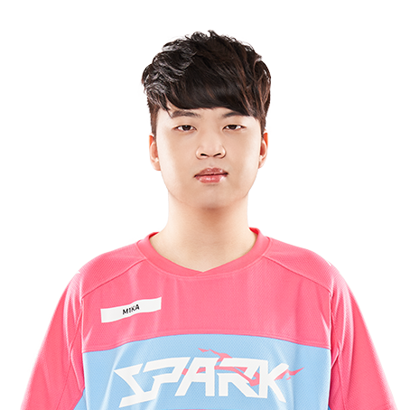The Overwatch League Player Detail Page
