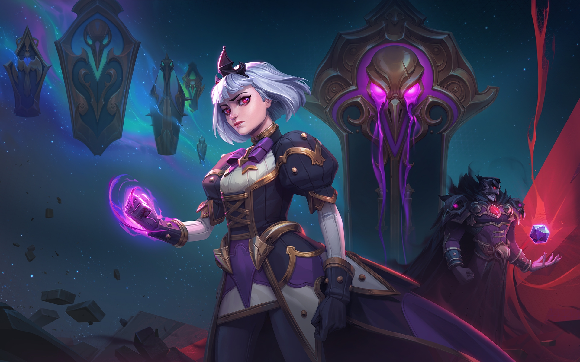 Wallpapers Heroes Of The Storm