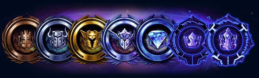 Storm League tiers. Bronze, Silver, Gold, Platinum, Diamond, Master, and Grand Master.