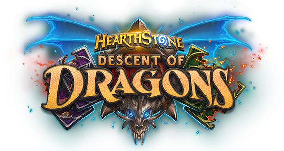 Descent Of Dragons Hearthstone Search more hd transparent hearthstone logo image on kindpng. descent of dragons hearthstone